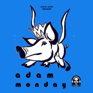 Adam Monday @ RadioOhm - Studio Blu | Chieri | Piemonte | Italia