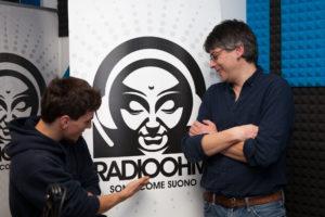 Rumori @ RadioOhm - Studio Blu | Chieri | Piemonte | Italia